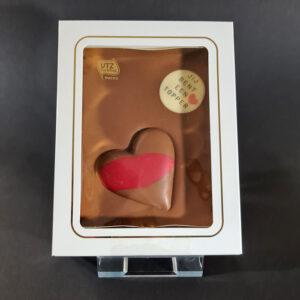 Chocolade tablet (jij bent een topper)