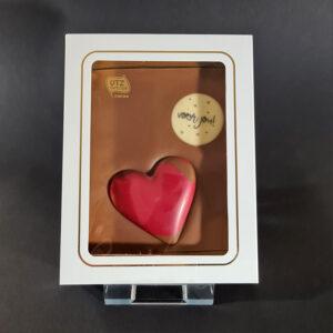 Chocolade tablet (voor jou)